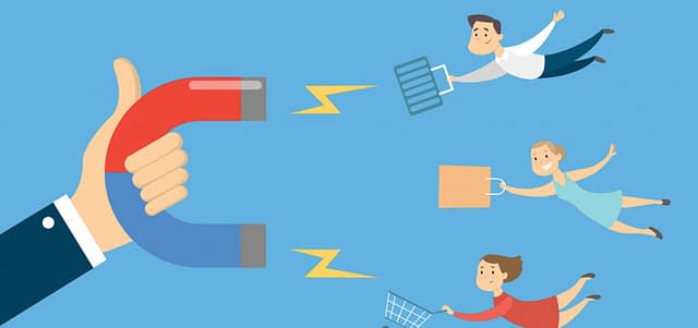 3 ways we help clients attract customers to their online store